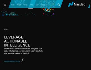 shareholder.com screenshot