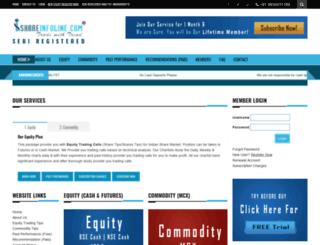 shareinfoline.com screenshot