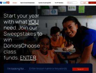 sharemylesson.com screenshot
