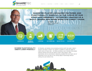 sharetec.com screenshot