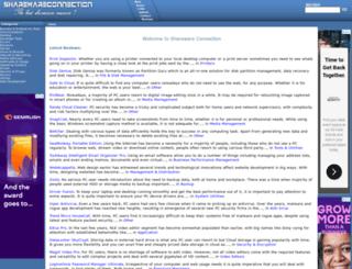 sharewareconnection.com screenshot
