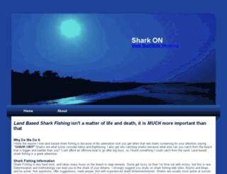 shark-on.com screenshot