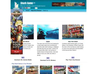 sharkgame.net screenshot
