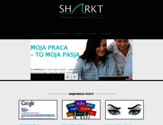 sharkt.pl screenshot