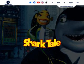 sharktale.com screenshot