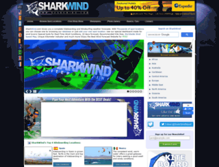 sharkwind.com screenshot