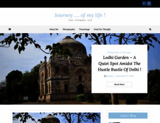 sharmila.co.in screenshot