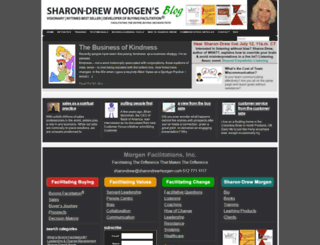 sharondrewmorgen.com screenshot