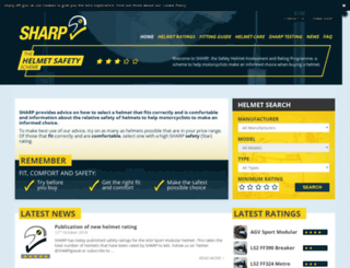 sharp.direct.gov.uk screenshot