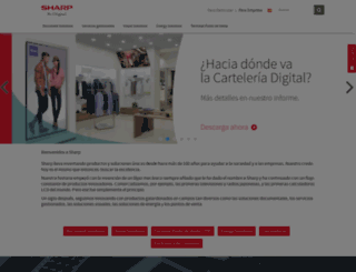 sharp.es screenshot