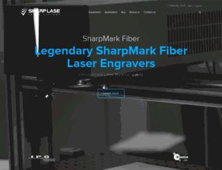 sharplase.com screenshot