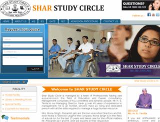 sharstudycircle.com screenshot