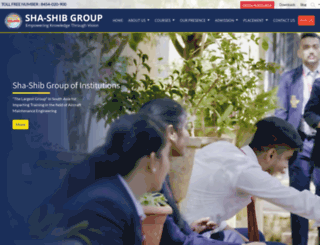 shashibgroup.org screenshot