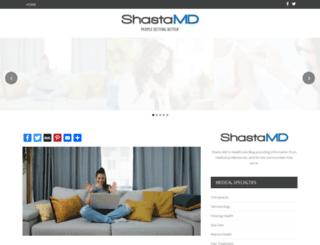 shastamd.com screenshot
