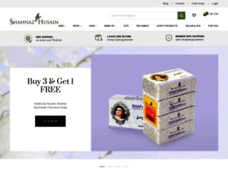 shastore.com screenshot