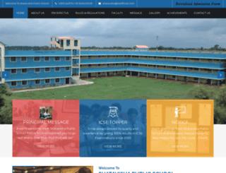 shatavishaschool.in screenshot