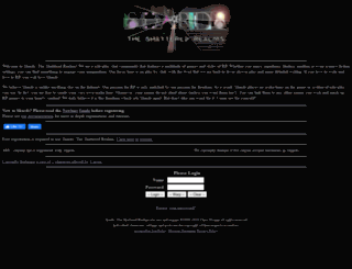 shattered-realms.com screenshot