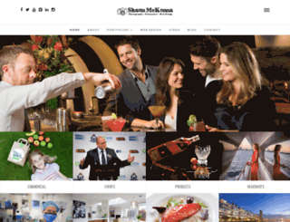shaunmckenna.com screenshot