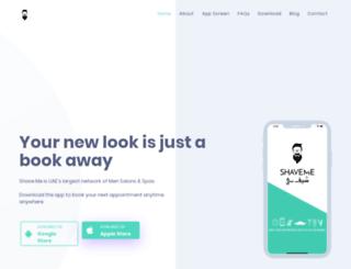 shavemearabia.com screenshot
