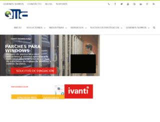 shavlik.bemonitor.com.mx screenshot