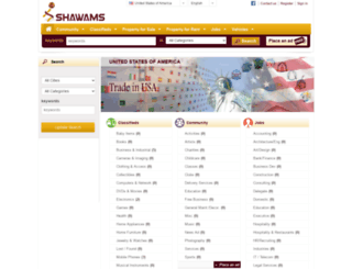 shawams.com screenshot