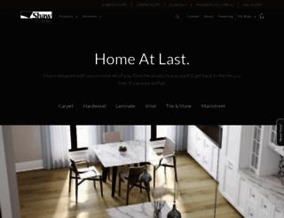 shawfloor.com screenshot