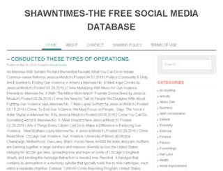 shawntimes.com screenshot