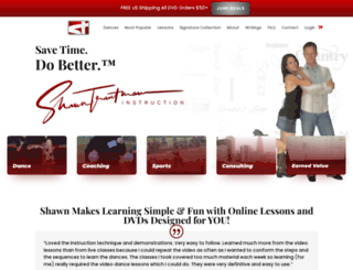 shawntrautman.com screenshot