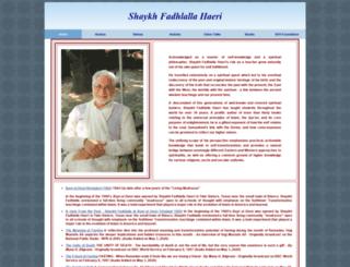 shaykhfadhlallahaeri.com screenshot