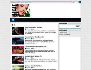 shaziamnci.blogspot.com screenshot