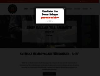 shbf.se screenshot