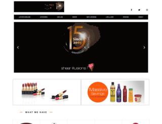 shearillusions-africa.com screenshot