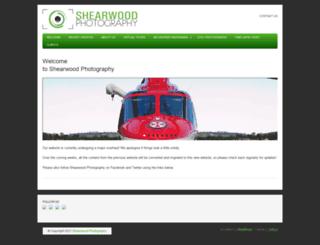 shearwood.net screenshot