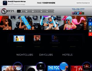 sheetsvip.com screenshot