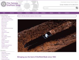 sheffield-made.com screenshot