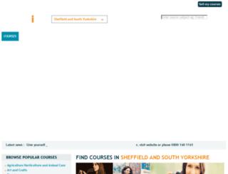 sheffield.floodlight.co.uk screenshot