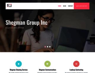 shegman.com screenshot