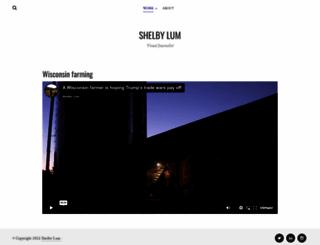 shelbylum.com screenshot