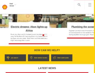 shelldialogues.com screenshot