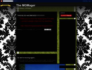 shellythemomager.blogspot.com screenshot