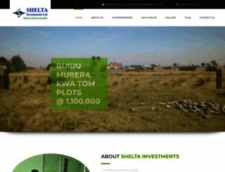 shelta.co.ke screenshot