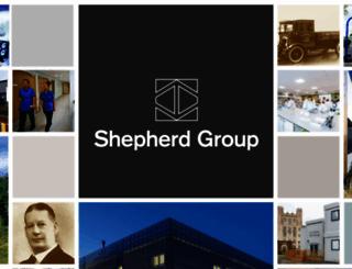 shepherd-group.com screenshot