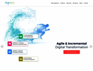 shephertz.com screenshot
