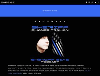 sheriffx.com screenshot