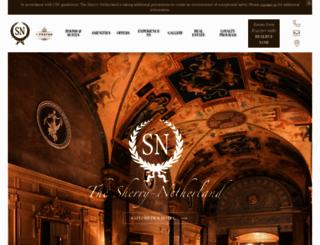 sherrynetherland.com screenshot