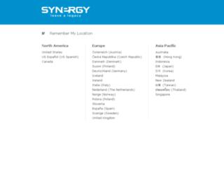 sheskey.mysynergy.net screenshot