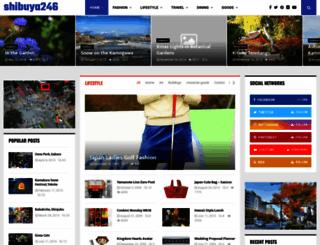 shibuya246.com screenshot