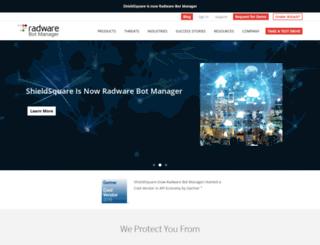 shieldsquare.com screenshot