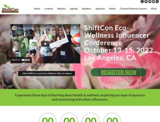 shiftconmedia.com screenshot