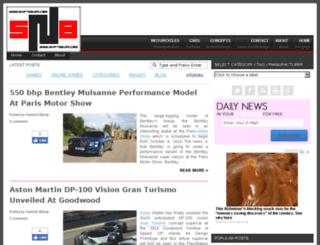 shiftnburn.com screenshot